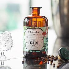 Dr. Jaglas Gin-Seng Gin - Sorgfältig handgemachte Novität der Apothekerfamilie Dr. Jaglas.
