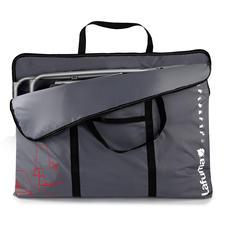 Mit der Transporttasche (separat erhältlich) ist Ihre neue Lieblingsliege jetzt schnell und einfach verstaut. Perfekt auch um sie vor Witterungseinflüssen zu schützen.