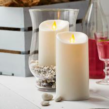 TWINKLE LED-Outdoor-Kerze - Wetterfeste LED-Outdoor-Kerzen – durch lebendigen Flammeffekt noch realistischer.