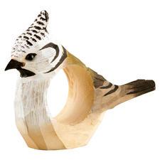 Serviettenringe Vögel, 6er-Set