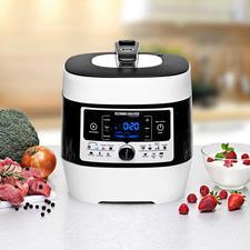 Dampfdruck-/Multikocher MD 1000 - Preisgekrönt: das 9-in-1-Multitalent für Ihre Küche.