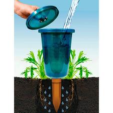 Hydro Cup Bewässerungshilfe, 4er-Set - Das bessere Pflanzen-Bewässerungssystem. Bequem, sparsam, effizient.
