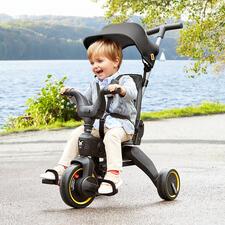 Faltbares Vario-Dreirad Liki - Das coole Vario-Dreirad: in Sekunden auf Handgepäckgröße gefaltet.