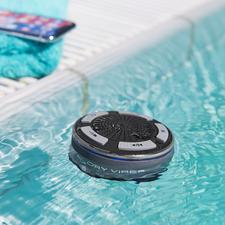 Wasserdichter Bluetooth-Lautsprecher DryVibes - Wasserdicht. Soundstark. Kabellos. Der bessere Bluetooth-Lautsprecher für Alltag, Freizeit, Outdoor.