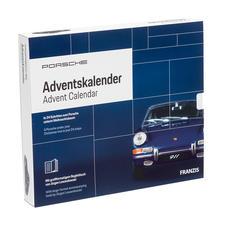 Adventskalender Bausatz Porsche 911