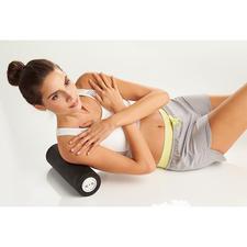 BLACKROLL® BOOSTER HEAD BOX - Die Faszienrolle mit Tiefenvibration und Massagekopf. Ideal für Muskel-Regeneration, effektive Selbstmassage und Functional Training.