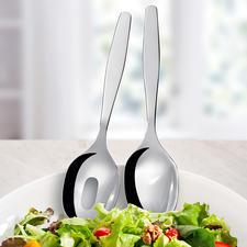 Separat erhältlich: das passende Salatbesteck.