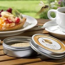 Wasp Guard Wespenvertreiber - Endlich Ruhe vor lästigen Wespen: beim Grillen und Schlemmen im Freien.