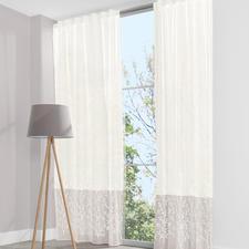 Vorhang Simi - 1 Stück - Echt gewebt und kunstvoll bestickt – zum unerwartet günstigen Preis.
