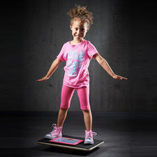 Der Spielfaktor begeistert auch Kinder für sportliche Aktivitäten.