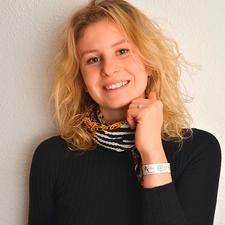 Erfinderin/Gründerin Kim Eisenmann