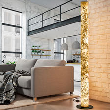 Design-Schiefer-Leuchte