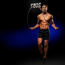 Springseil Smart Rope® - Die smarte Vollendung des Fitness- Klassikers Springseil.