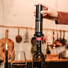 Gastroback Aroma-Weinverschluss - Die Inertgas-Methode der Profis: hält geöffnete Weine bis zu 3 Wochen frisch.