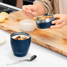 muki Snackpot, Midnight-Blue