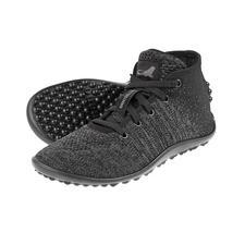 Barfuß-leguano® Knit-Sneaker - Original leguano® Barfuß-Genuss – jetzt im trendig hohen Strick-Sneaker.