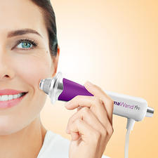 DermaWand® Pro - Genial effektiv, spart Kosten und Zeit im Kosmetikstudio.