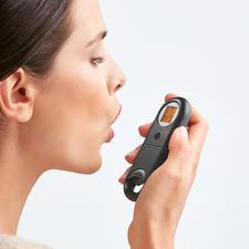 Mundgeruch-Schnelltester - Frischer Atem? Innerhalb weniger Sekunden haben Sie Gewissheit.