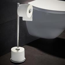 Toilettenbutler - Toilettenpapier und Vorratsrollen – stilvoll und bequem zur Hand.