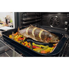 Eurolux® Fischhalter - Preisgekrönt: der ideale Fischhalter für Backofen und Grill.
