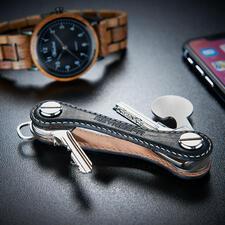 Keykeepa - So kompakt, schlank und praktisch wie ein Taschenmesser.