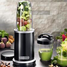 1.000-WattSmoothie-Blender - Extrahiert Obst und Gemüse restlos – mit enormen 27.000 U/min. (statt nur 20.000 U/min.). Und erhält die gesunden Nährstoffe.