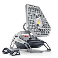KabelloserLED-Strahler - Mobile 1.200 Lumen (!) Flutlicht. Ohne Stromanschluss. Ohne Kabel.