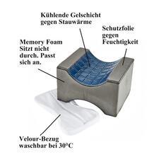CoolGel-Beinkissen