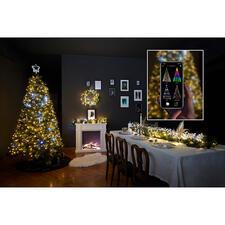 Magische Lichterkette - Magische Lichterketten verwandeln Ihren Weihnachtsbaum in eine atemberaubende Licht-Installation.