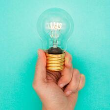 MagischeFilament-Glühbirne