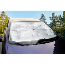 Auto-Sonnenschirm - Hitze- und UV-Schutz für Ihr Auto – einfach wie nie.