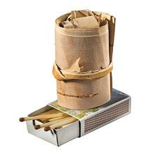 Grill-/Kamin-Anzünder aus Birkenrinde