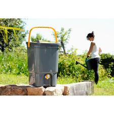 BioMixFlüssigdünger-Bereiter - Bio-Flüssigdünger statt Chemie – einfach und sauber selbst hergestellt. Pflanzenschnitt aus dem Garten, Wasser und den genialen BioMix – mehr brauchen Sie nicht.