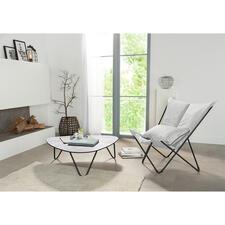 Lounge-Tisch und Lounge-Chair