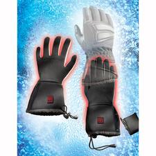 Beheizte Innen-Handschuhe, Paar - Das geniale Rezept gegen kalte Finger beim Skifahren, Wandern, Arbeiten, ...