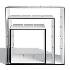 Ein Set besteht aus drei Modulen. Sie können beliebig viele Sets kombinieren.