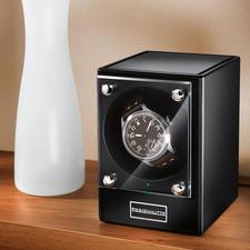 Uhrenbeweger-Modulsystem - Dank Induktionstechnik bis zu vier Module an einem Netzstecker. Unabhängig einstellbar.