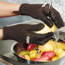Kartoffelhandschuhe für Erwachsene oder Kinder - Die genialste Erfindung, seit es Kartoffeln gibt.
