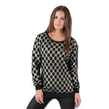 Mesh-Sweater