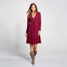 Jersey-Swing-Kleid