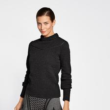 M Missoni Kasten-Pulli - Genau die richtige Pullover-Silhouette – auch für die nächsten Jahre.