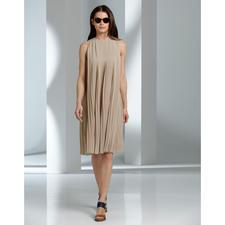 Barbara Schwarzer Flared Dress - Trend-Piece Hänger-Kleid – Punktlandung von Kleiderspezialistin Barbara Schwarzer.