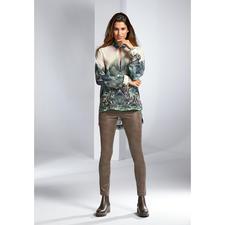 Versace COLLECTION Tunika-Bluse - Elegant und hochmodisch zugleich: Die Tunika-Bluse von Versace COLLECTION.