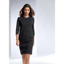 Les Copains Kleid - Modisch jetzt genau richtig und viele weitere Jahre ein treuer Begleiter: Das kleine Schwarze von Les Copains.