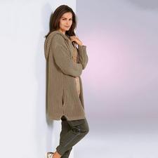 TWINSET Cargohose, Grobstrickjacke oder Rosen-Bluse, 2-teilig - Stilbruch-Looks sind weiter wichtig. TWINSET beherrscht den Trend wie kaum ein anderer.