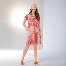 Strenesse Hemdblusenkleid - Trendfarben, Mustermix, Hemdblusenkleid: Selten so elegant wie bei Strenesse.