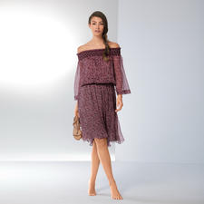 Zadig & Voltaire Carmen-Kleid - 1 Kleid – 3 Trends – 2 Tragevarianten.