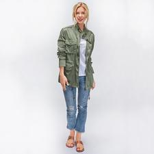 "Liu Jo Jeans Cropped Bottom up Perlensaum - Kaum eine Skinny-Jeans lässt Ihren Po knackiger aussehen als die ""Bottom up"" von Liu Jo Jeans, Italien."