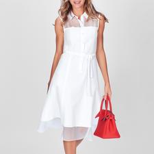 Paule Ka Couture-Kleid - Die feminine Eleganz der 50ies. Neu aufgelegt vom Pariser Label Paule Ka.