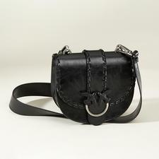 Pinko Schultertasche - Begehrte High-Fashion-Form. Italienisches In-Label. Nur 310,- Euro.